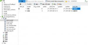 在navcat中清空数据后,设置id归零方法