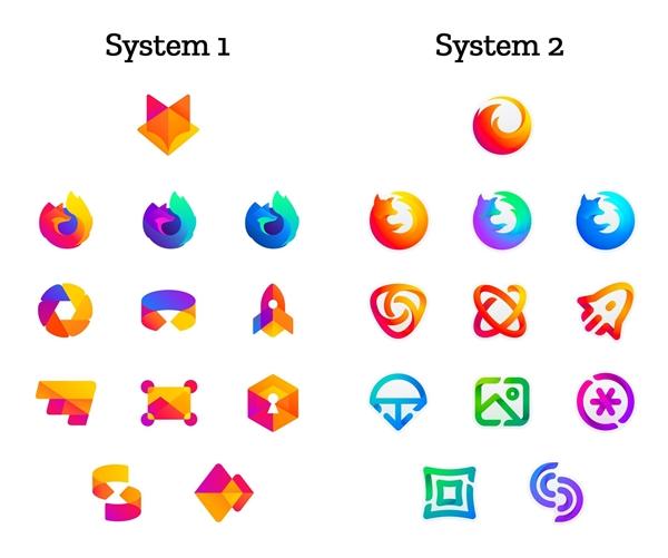 火狐浏览器要换LOGO了:新图标扁平化、更现代