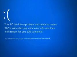 电脑蓝屏代码ACPI BIOS Error如何回事?蓝屏ACPI BIOS Error的处理方法