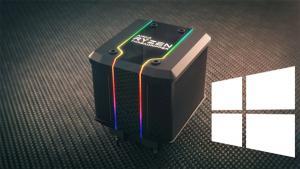 AMD回应低版本Win10劣化锐龙性能:不存在