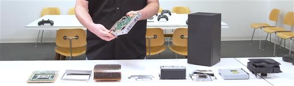 Xbox Series X三围尺寸、体重公布:胖多了