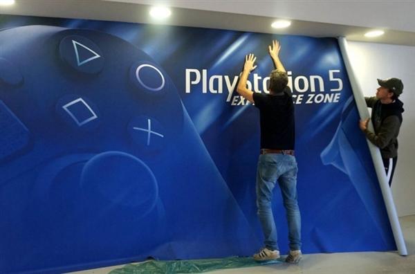 索尼PS5明天凌晨降临!开发者爆料:用它玩游戏体验难以置信